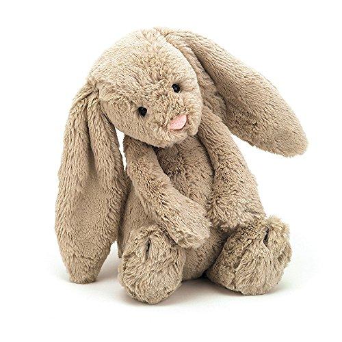 Jellycat Bashful Beige Bunny Medium - 12 inches