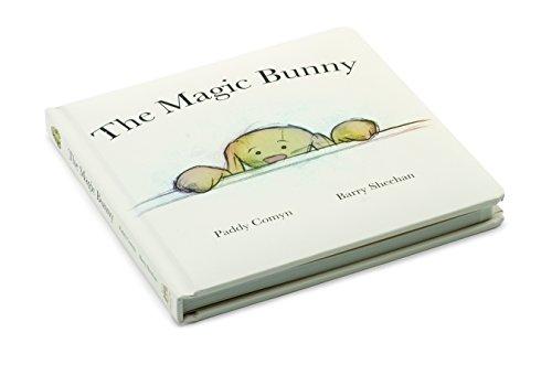 Jellycat Magic Bunny Book
