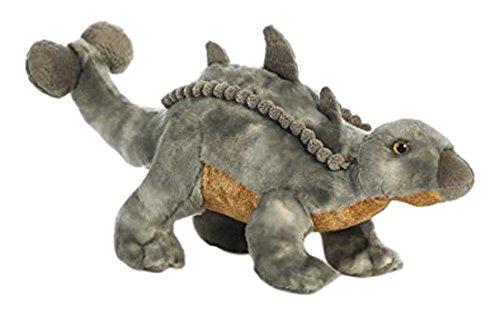 Aurora World Ankylosaurus Dinosaur Plush 15 NA