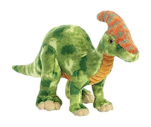 Aurora World Parasaurolophus Dinosaur Plush 16 NA