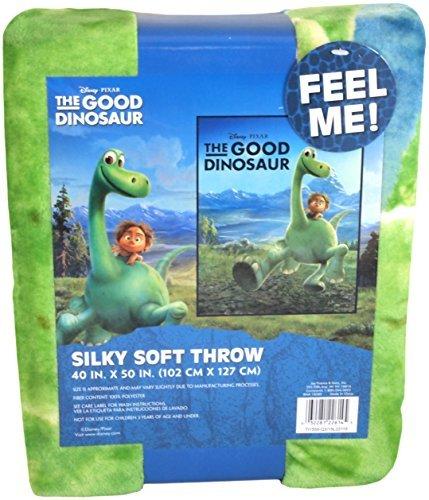 Disney Pixar The Good Dinosaur Plush Throw 40 x 50