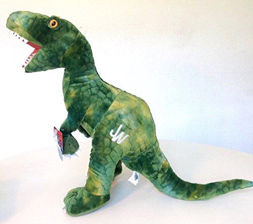 Universal Studios Jurassic World Park 20 Inch Green Raptor Dinosaur Plush Stuffed Animal