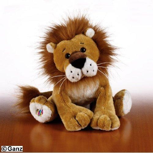 Webkinz Caramel Lion Toy