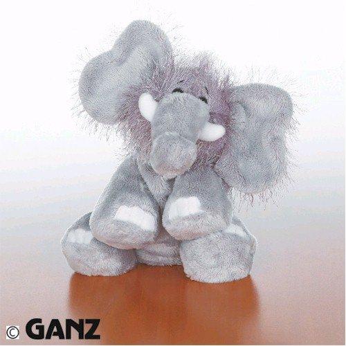Webkinz Elephant Retired Toy