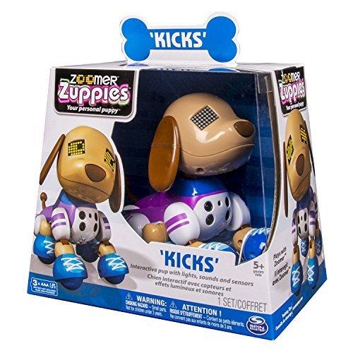 Zoomer Zoomer Zuppies interactive puppy robot Kicks parallel import goods parallel import goods