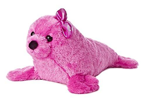 Aurora World Girlz Nation Pink Seal Plush 14