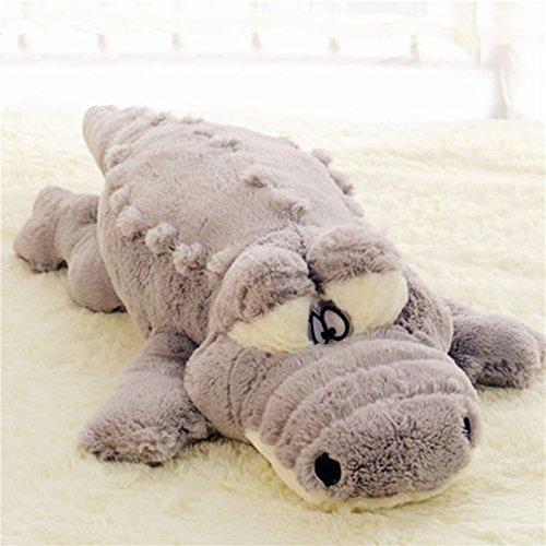 CHICVITA 433Crocodile Stuffed Plush Pillow Pals Cushion Plush Toy