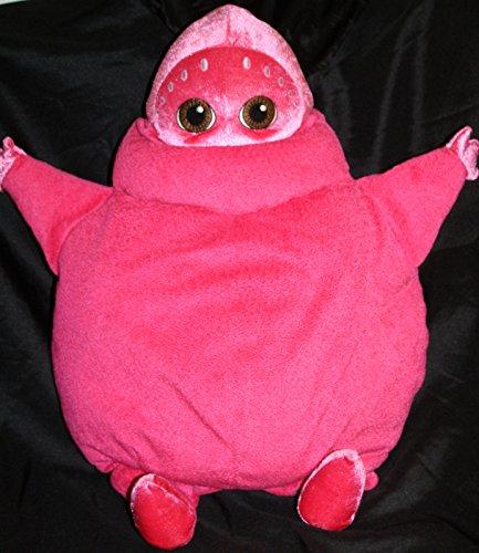 Huge PINK Jingbah BOOHBAH plush stuffed toypillow 27