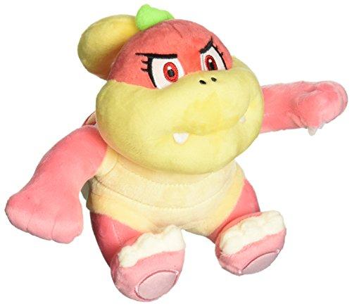 Little Buddy USA Super Mario All Star Collection Bun BunPom Pom Stuffed Plush Pink 65