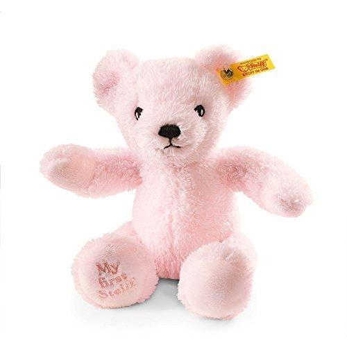 Steiff My First Teddy Bear Plush Pink