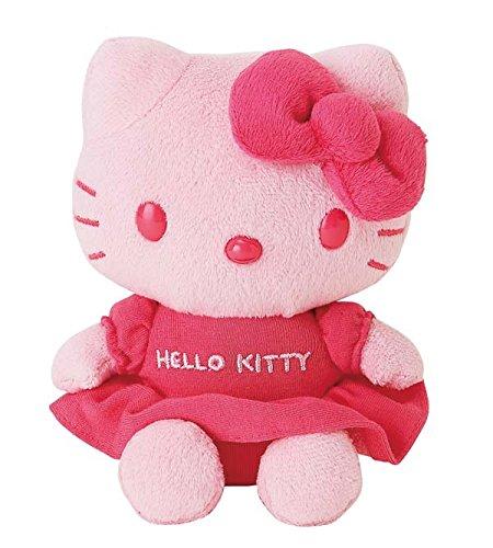 Hello Kitty Mascot Plush Color Pink