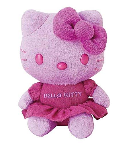 Hello Kitty Mascot Plush Color Purple