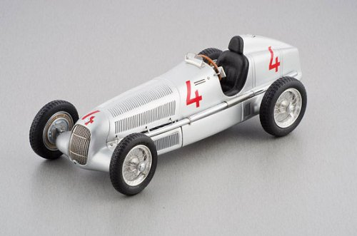 CMC-Classic Model Cars Mercedes-Benz W25 Fagioli 4 1935 Vehicle