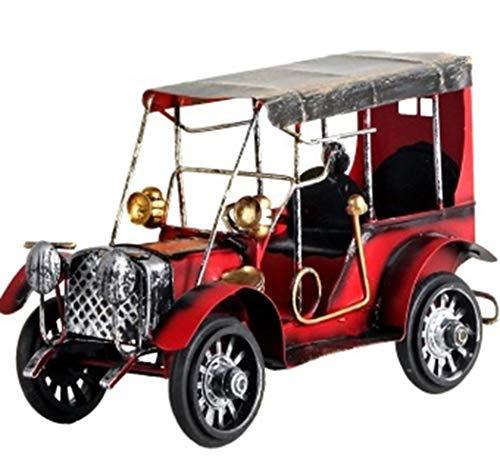 Vintage Classic Car Model Retro Jalopy Decoration Art