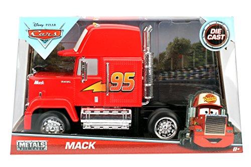 Disney Diecast Cars 124 scale Mack Truck made by Jada