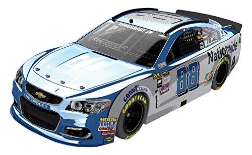 Lionel Racing Dale Earnhardt Jr 88 Nationwide 2016 Chevrolet SS NASCAR Diecast Car 124 Scale Chrome
