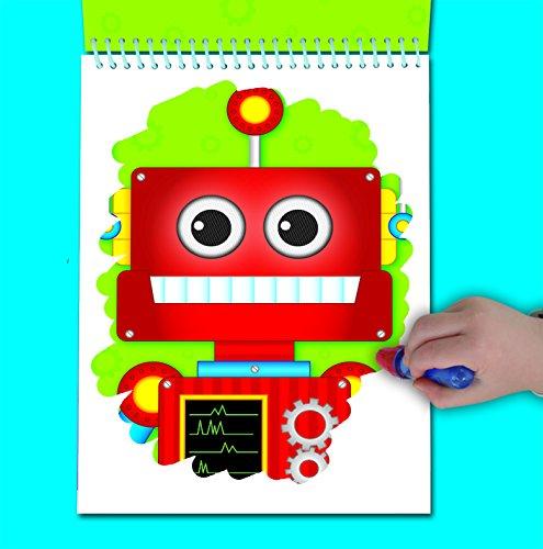 Galt Toys Whos Watching You Water Magic Drawing Pad
