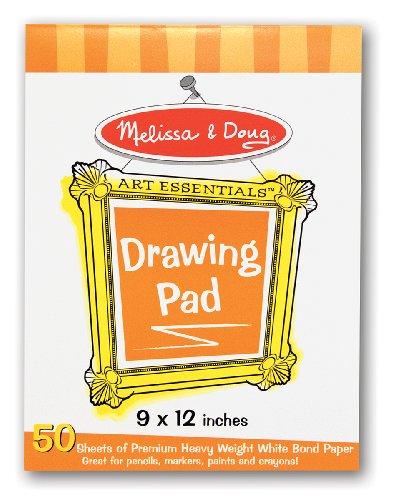 Melissa Doug Drawing Pad