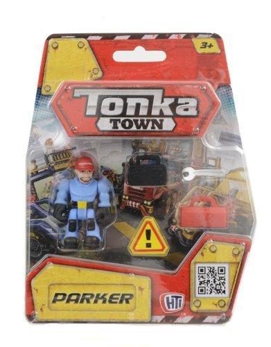 Hti Tonka Town Playset Figure  Parker