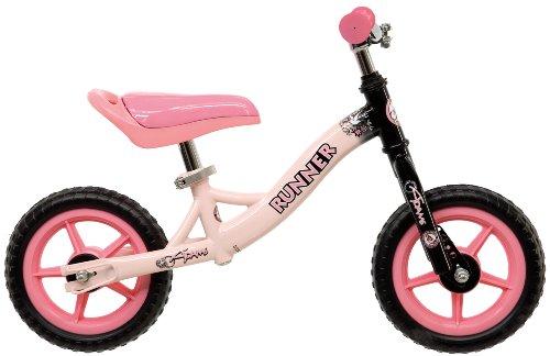 Adams Girls Run Bike PinkBlack