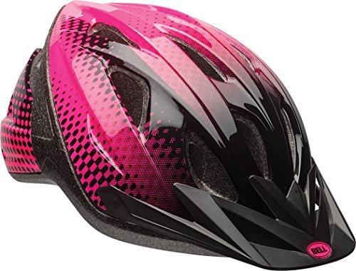 Bell Banter Youth Bike Helmet Pink Halo