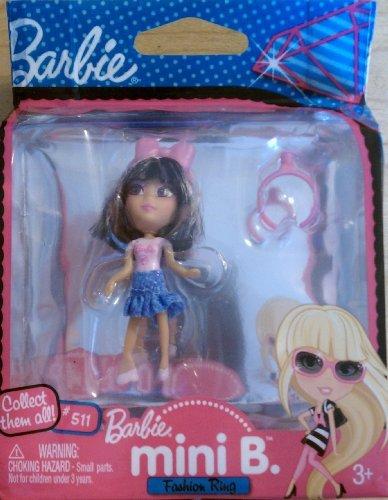 Barbie Min B Fashion Ring Series Doll 511