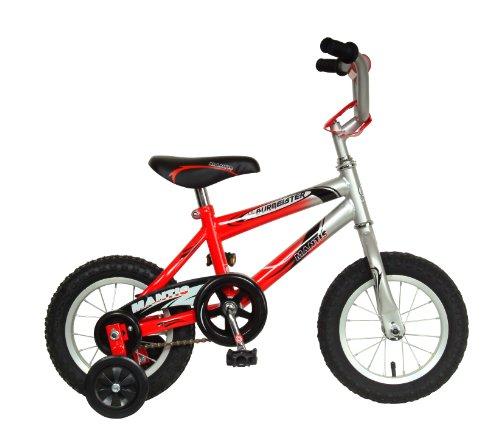 Mantis Lil Burmeister Kids Bike 12 inch Wheels 8 inch Frame Boys Bike RedSilver