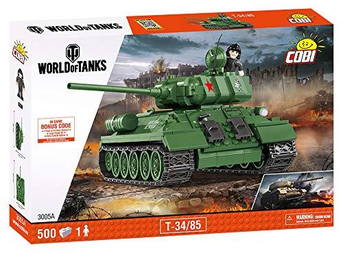 COBI World of Tanks T-3485