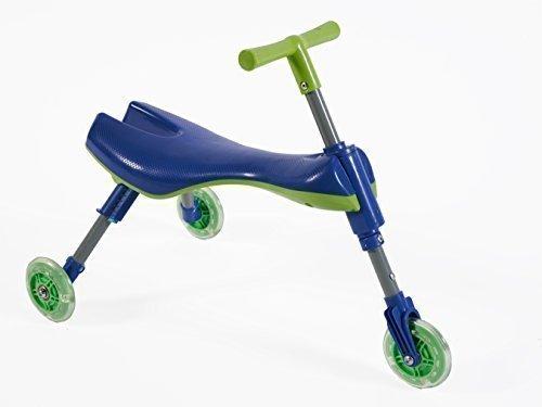 Zoom Bike Kids Trike Aqua Green by Elama