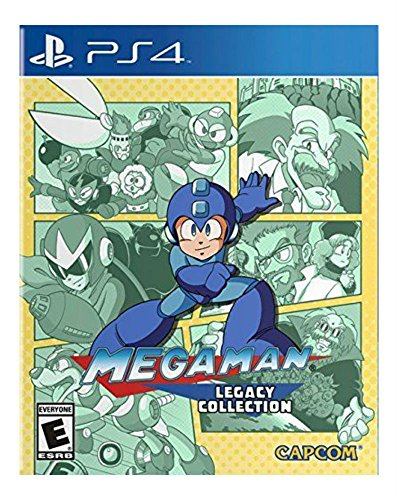 Mega Man Legacy Collection - Playstation 4 BEST SELLER