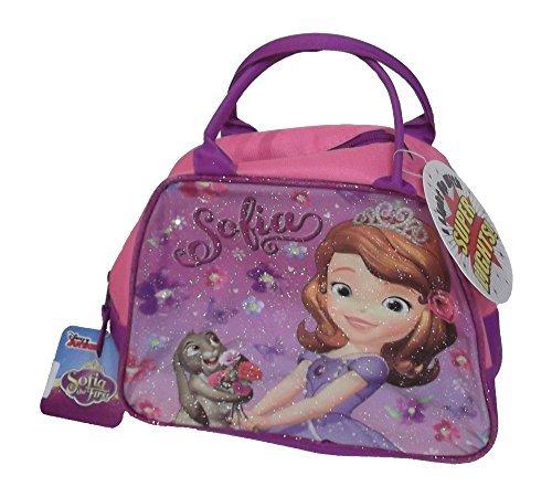 Disney Junior Sofia The First Light-Up Insulated Fashion Lunch Bag Handbag Hand Bag Purse by Disney