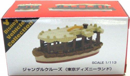 Tokyo Disney Resort Jungle Cruise Tomica TDR Disney Vehicle Collection TDL Jungle Cruise Boat Tomica japan import