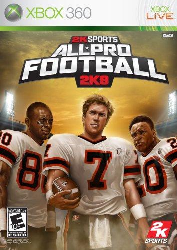 All Pro Football 2K8 - Xbox 360