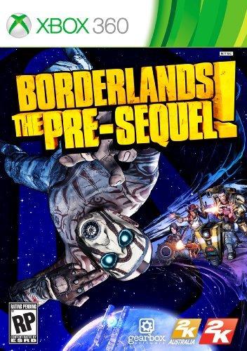 Borderlands The Pre-Sequel - Xbox 360 by 2K Games