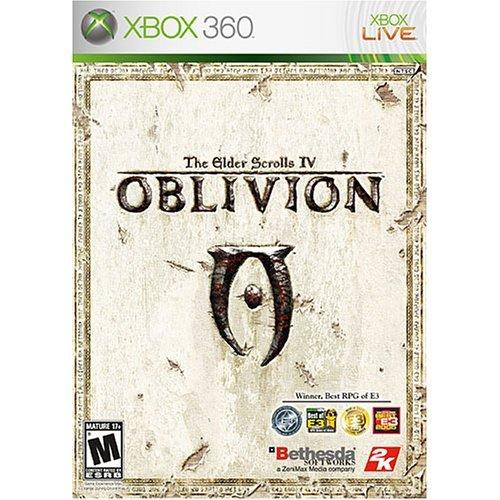 Elder Scrolls IV Oblivion - Xbox 360 by 2K