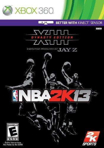 NBA 2K13 Dynasty Edition -Xbox 360 by 2K Sports