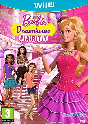 Barbie Dreamhouse Party Nintendo Wii U Game UK PAL