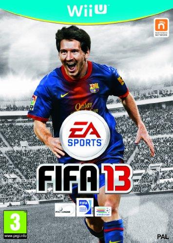 FIFA 13 Nintendo Wii U Game UK PAL