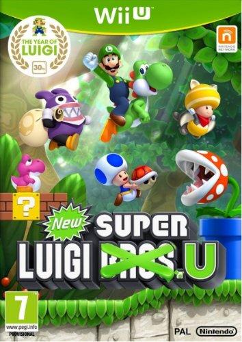 New Super Luigi U Nintendo Wii U Game UK PAL