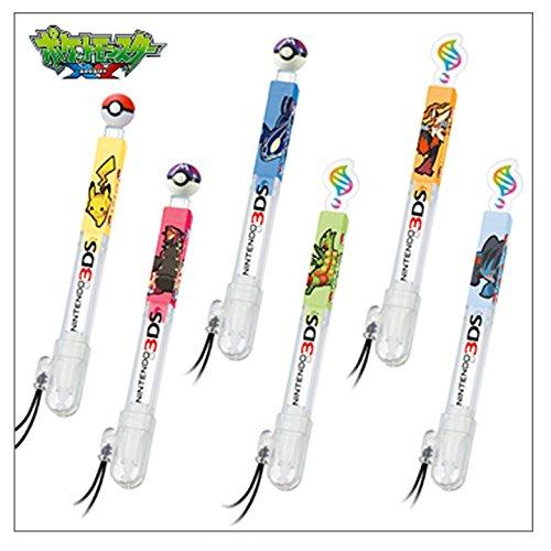 Pokemon Nintendo 3ds 6 Touch Pen Stylus Pokemon Xy Movie 18th Ver