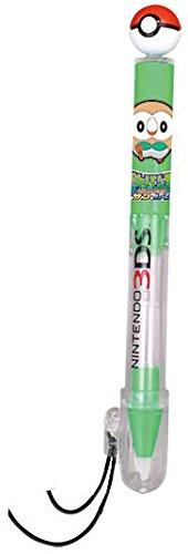 Takara Tomy Pokemon Nintendo 3DS Pokemon Sun Moon Character Touch Pen - Rowlet