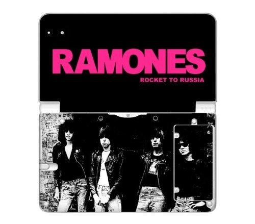 MusicSkins Ramones - Seal - Nintendo DSi XL RAMO10175 by Zing Revolution