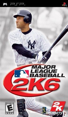 Major League Baseball 2K6 - Sony PSP by 2K