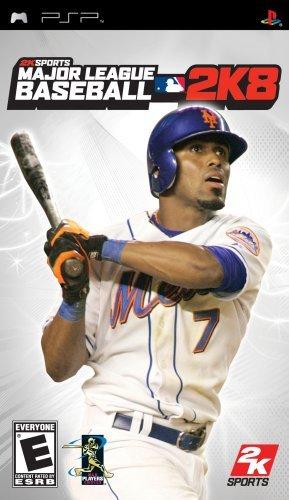 Major League Baseball 2K8 - Sony PSP by 2K