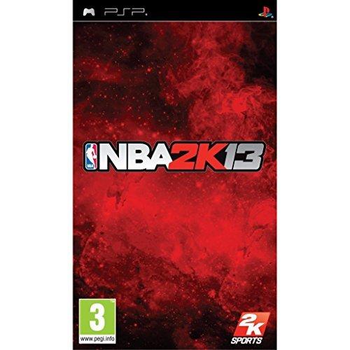 NBA 2K13 - Sony PSP by 2K
