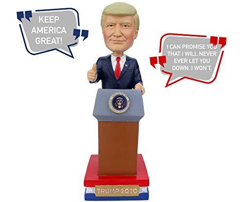 Donald Trump 2020 Talking Bobblehead