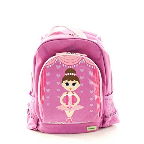 BobbleArt Canvas Childrens Backpack- Ballerina