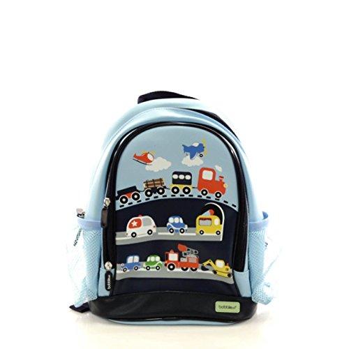 BobbleArt Small Toddler Backpack- Traffic
