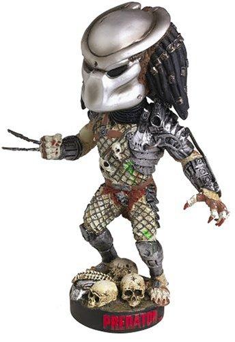 NECA Extreme Head Knocker Bobble Head - Predator