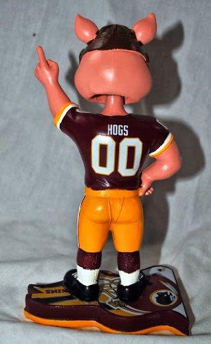 Redskins Mascot Washington Redskins 2013 Pennant Base NFL Bobble
